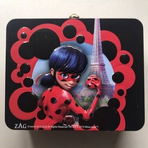 Other - Lady Bug lunch pail 6x7.5x3